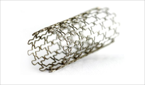 Fiber Laser Cutting of Stents