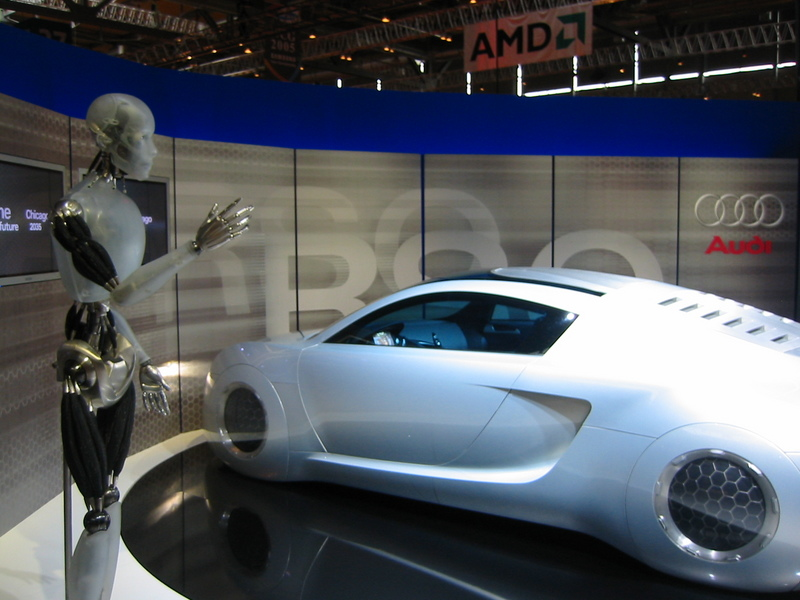 Example of automotive additive manufacturing
