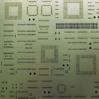 Electronic Stencil