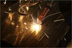 Laser welding creates high strength joins required by businesses in the medical, automotive and aerospace sectors.