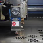 CW Fiber Laser Cutting