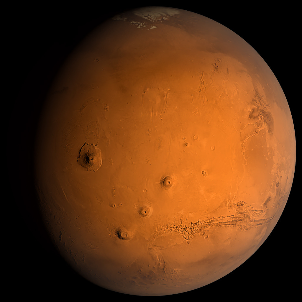 Fiber lasers may help us build bases on Mars!