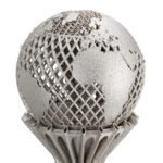 Additive Manufactured Globe