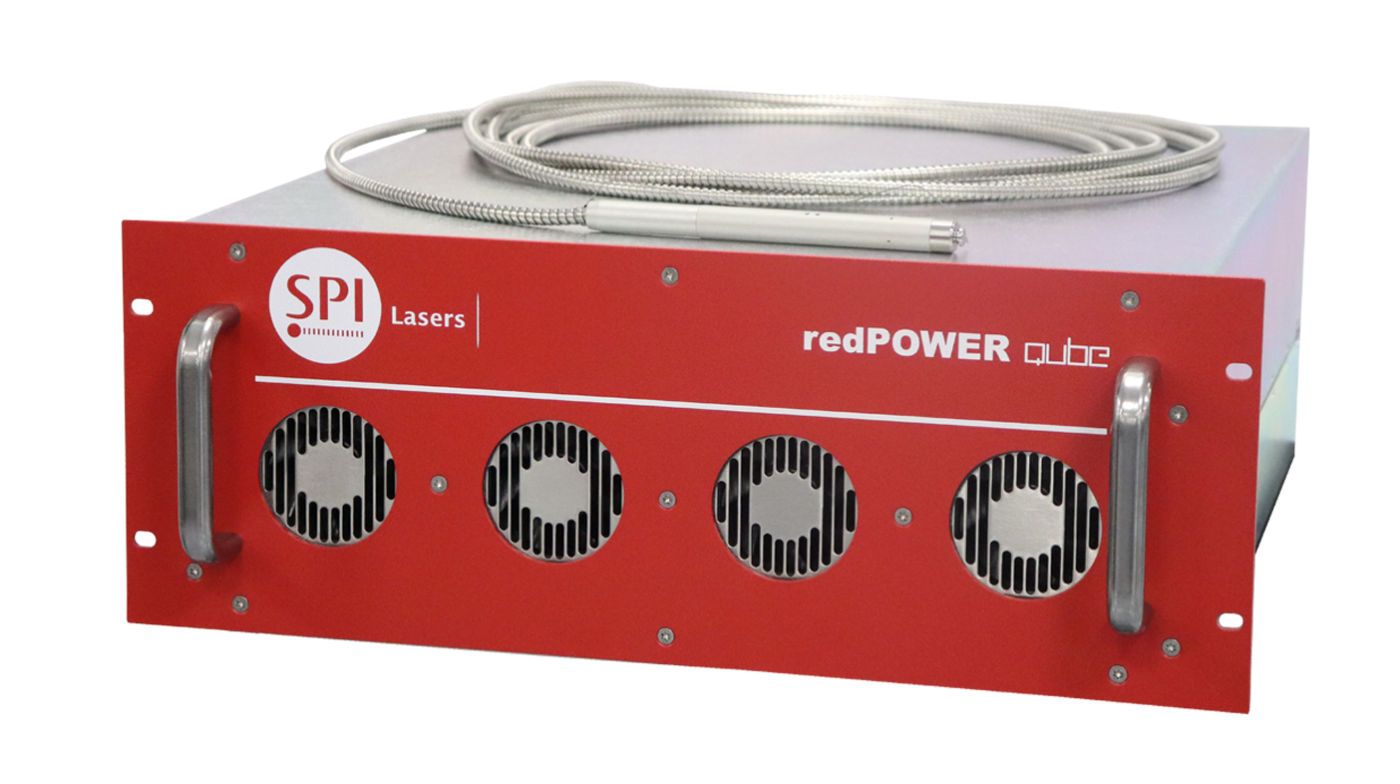 redPOWER QUBE 200W (Air Cooled)
