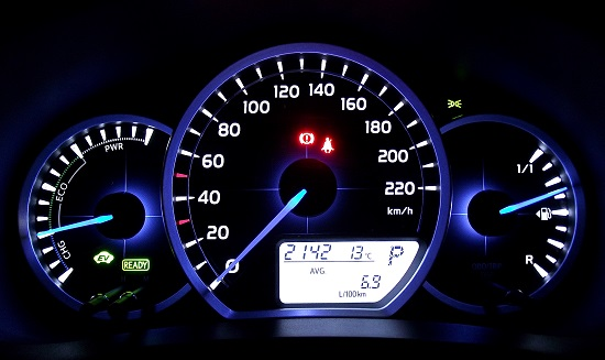 Gauges on electric cars will look unfamiliar to start with for drivers