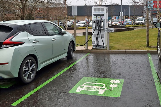 The electric vehicle market is set for rapid growth