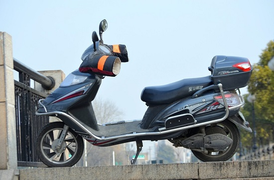 Electric scooters and other products also form a part of e-mobility