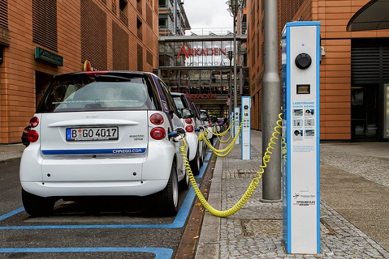New electric vehicle charging infrastructure will drive demand for copper