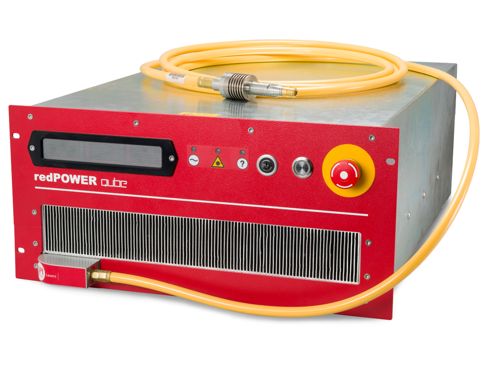 redPOWER QUBE 300W - 500W - AC Reduced