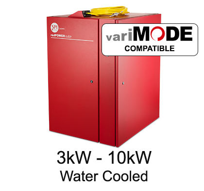 redPOWER QUBE 3kW - 10kW variMODE clickable