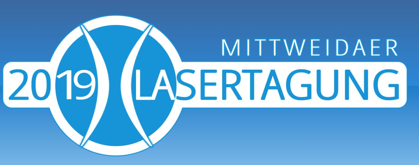 Lasertagung Mittweida, 13th – 14th November Logo