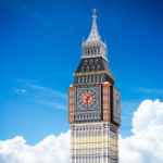 Creating Big Ben…Using only Fiber Lasers!