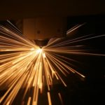Laser welding makes merging two metals a breeze