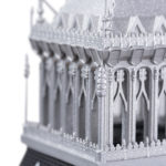 Making our Big Ben Showpiece: Additive Manufacturing with a Fiber Laser
