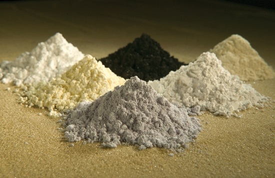 Rare earth elements are essential to fiber laser production
